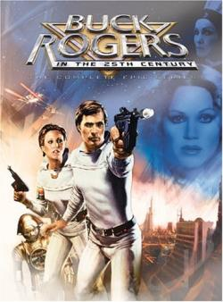 Buck Rogers in the 25th Century - The Complete Epic Series DVD Cover Art