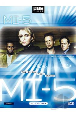MI-5: Volume 3 DVD Cover Art
