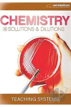 Teaching Systems Chemistry Module 4 - Solutions & Dillutions DVD Cover Art