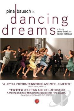 Dancing Dreams DVD Cover Art