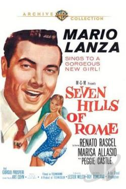 Seven Hills of Rome DVD Cover Art
