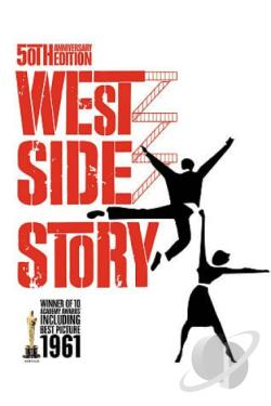 West Side Story DVD Cover Art