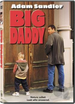 Big Daddy DVD Cover Art