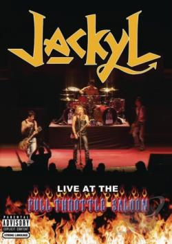 Jackyl - Live From the Full Throttle Saloon DVD Cover Art