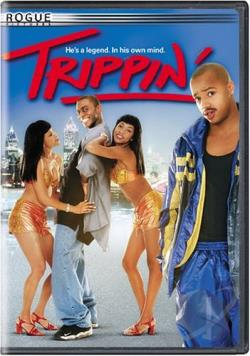 Trippin' DVD Cover Art