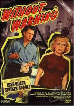 Without Warning DVD Cover Art
