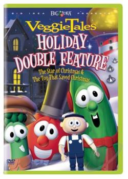 Veggietales - Holiday Double Feature: The Toy That Saved Christmas ...