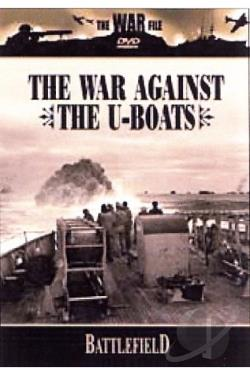 Battlefield - The War Against The U-Boats DVD Cover Art