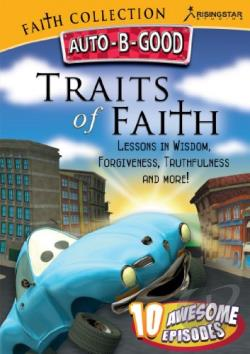 Auto-B-Good: Traits of Faith DVD Cover Art