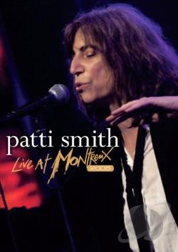 Patti Smith: Live at Montreux 2005 DVD Cover Art
