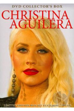 Christina Aguilera: DVD Collector's Box DVD Cover Art