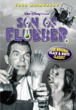 Son of Flubber DVD Cover Art
