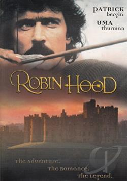Robin Hood DVD Cover Art