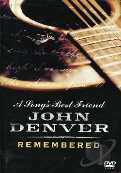 John Denver - Song's Best Friend DVD Cover Art