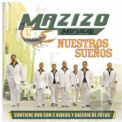 Mazizo Musical - Nuestros Suenos: CD/DVD DVD Cover Art