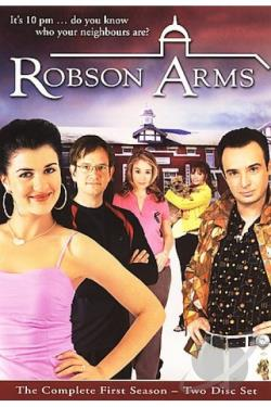 Robson Arms - The Complete First Season DVD Cover Art