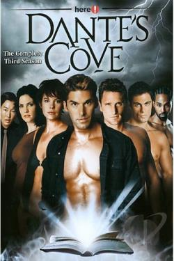 Dante's Cove - The Complete Third Season DVD Cover Art
