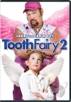 Tooth Fairy 2 DVD Cover Art