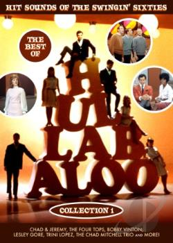 Best of Hullabaloo: Collection 1 DVD Cover Art
