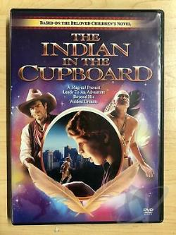 Indian in the Cupboard DVD Cover Art