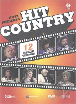 Hit Country DVD Cover Art