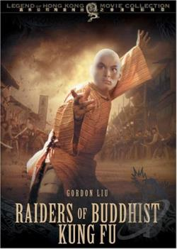 Raiders of Buddhist Kung Fu DVD Cover Art