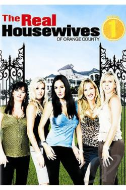 Real Housewives of Orange County: Season One DVD Cover Art