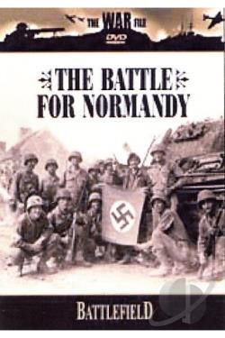 Battlefield - The Battle For Normandy DVD Cover Art