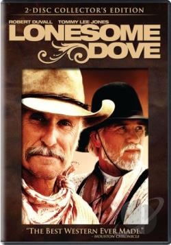 Lonesome Dove DVD Cover Art