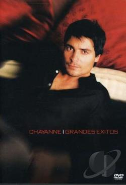 Chayanne - Grandes Exitos DVD Cover Art