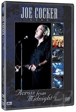 Live: Across From Midnight Tour DVD Cover Art
