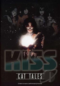 Kiss- Cat Tales DVD Cover Art