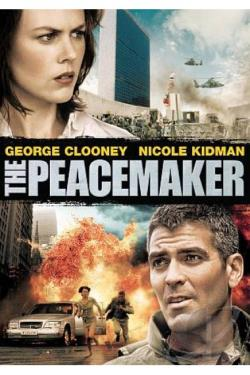 Peacemaker DVD Cover Art