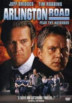 Arlington Road DVD Cover Art