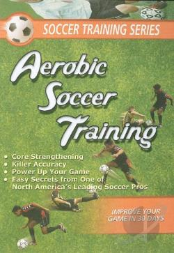 Aerobic Soccer Training DVD Cover Art