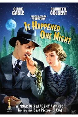 It Happened One Night DVD Cover Art