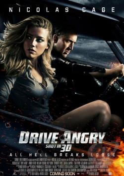 Drive Angry DVD Cover Art