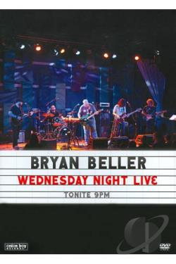 Bryan Beller: Wednesday Night Live DVD Cover Art
