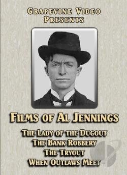 Films of Al Jennings DVD Cover Art