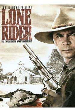 Lone Rider DVD Cover Art