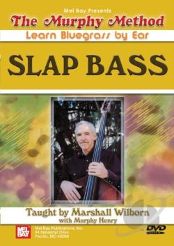 Slap Bass DVD Cover Art