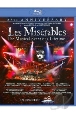 Miserables: In Concert at the 02 BRAY Cover Art