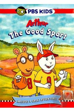 Arthur - The Good Sport DVD Cover Art