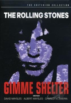 Gimme Shelter DVD Cover Art