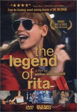 Legend of Rita DVD Cover Art