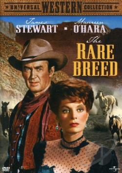 Rare Breed DVD Cover Art