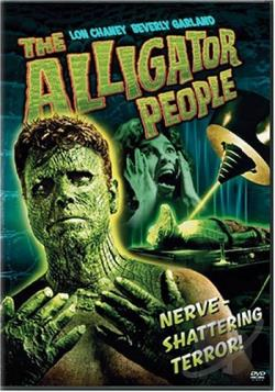 Alligator People DVD Cover Art