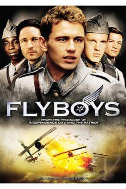 Flyboys DVD Cover Art