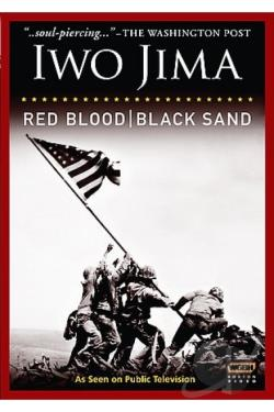 Iwo Jima: Red Blood, Black Sand DVD Cover Art