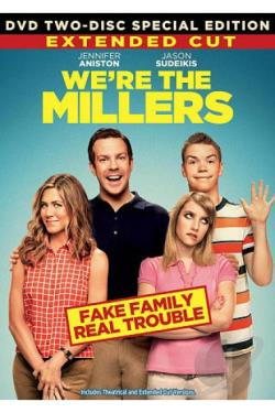 We're the Millers DVD Cover Art